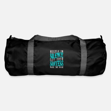 Success Money Cash Quote - Duffle Bag