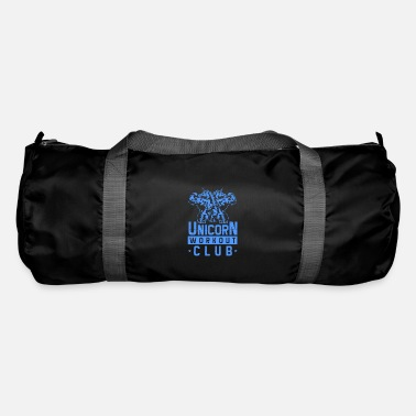 Muscle Unicorn workout gear gym fitness - Duffle Bag