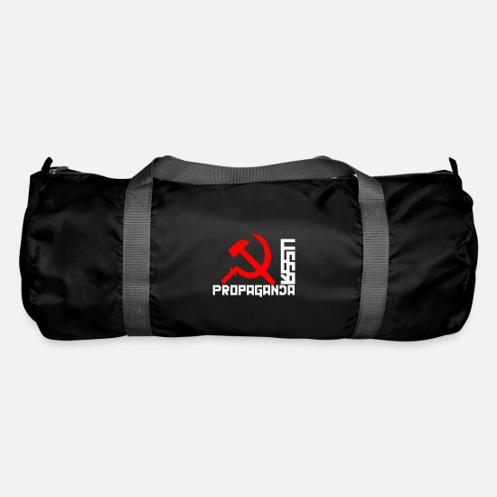 Hammer Bags & Backpacks - Propaganda knows - Duffle Bag black