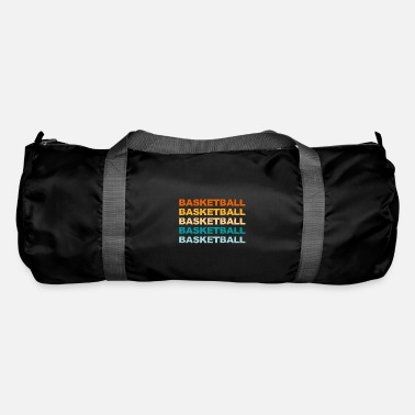 Basketball Player Basketball gift for basketball players - Duffel Bag