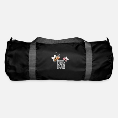 Bee Funny Bees to Bee or Not to Bee - Duffle Bag
