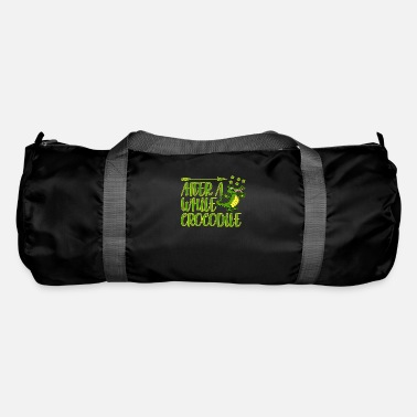 Snake Turtle reptile snake gift alligator - Duffle Bag