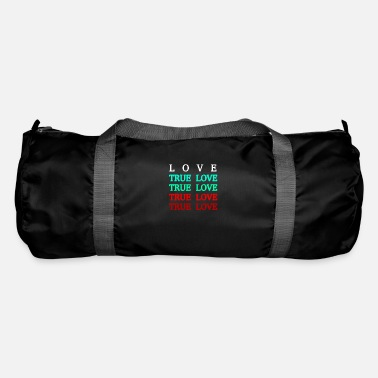True Love True love / true love - Duffle Bag