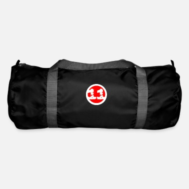 Lucky Number Lucky number jersey number digit number - Duffle Bag