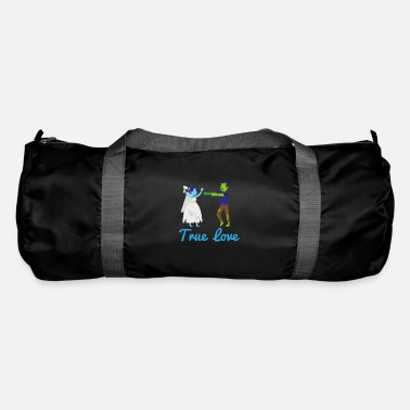 Zombie - Love - Wedding - Bride - Duffle Bag