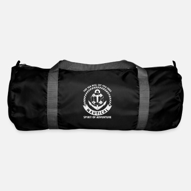 Nautical Nautical - Duffle Bag