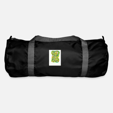 Graphic Art graphic art spring - Duffle Bag