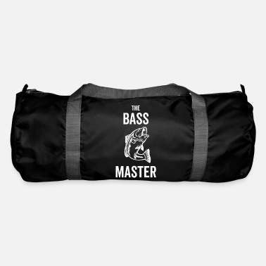Black Fishing The Bass Master - Duffle Bag