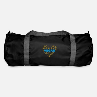 Vegan heart - Duffle Bag