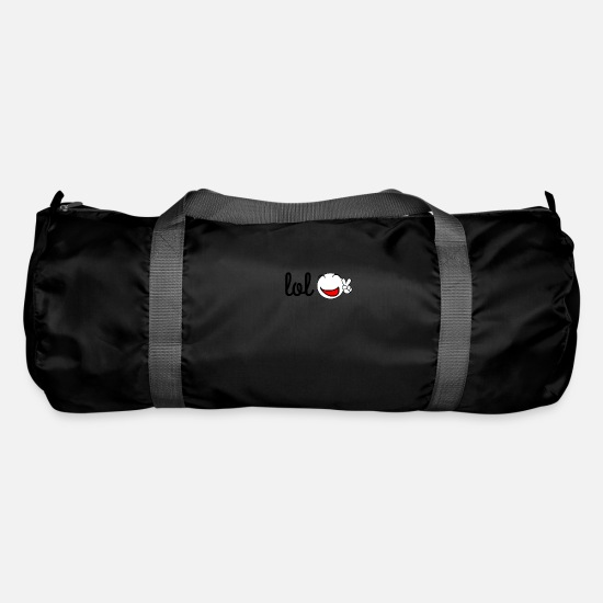 Loud Bags & Backpacks - LOL - Duffle Bag black