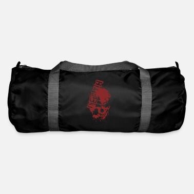 Splatter Death Skull Red Man Woman Child - Borsa sportiva