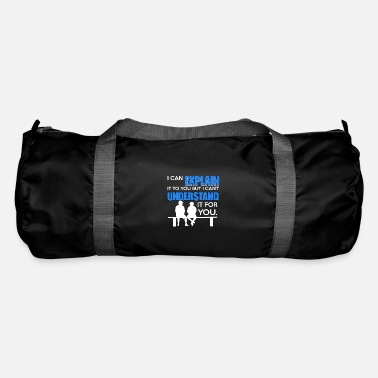 Understand Explain and Understand - Duffle Bag
