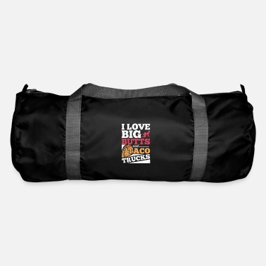 Sudamerica I Love Big Butts e Taco Trucks Men Gift - Borsa sportiva