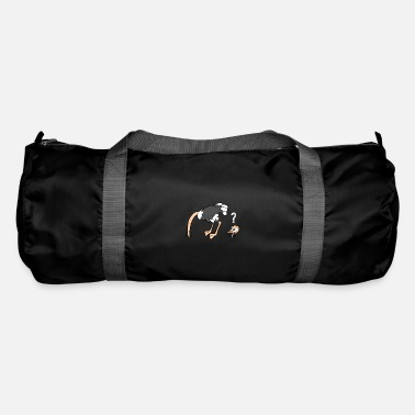 Ostrich Head Under The Sand - Duffle Bag