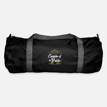 Bride Of Honor Cousin Of The Bride - Duffle Bag