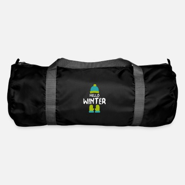 Winter Winter cap gloves - Duffle Bag
