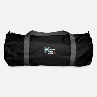 Travel Travel Travel - Duffel Bag