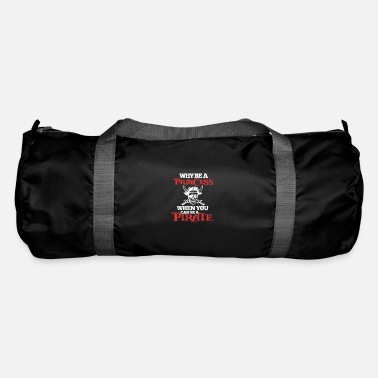 Princess Pirate Pirate Princess Pirate Skull Gift - Duffle Bag