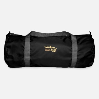 Soul Northern Soul print / Keep The Faith graphic - Duffle Bag