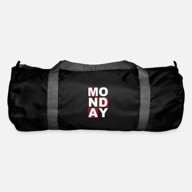 Monday MONDAY - Duffle Bag