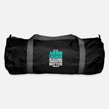 Audio AUDIO ENGINEER - Duffle Bag