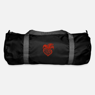 Punch cuore Punch - Borsa sportiva