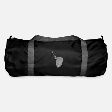 sword and shield - Duffle Bag