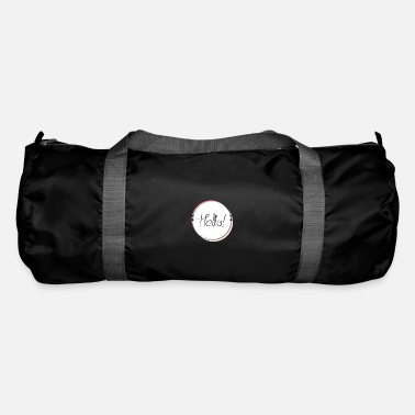 Hello Hello - Duffle Bag