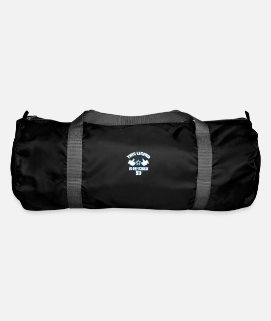 Birthday Bags & Backpacks - Birthday, birthday present - Duffle Bag black
