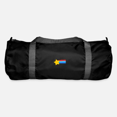 Shooting shooting star - Duffle Bag
