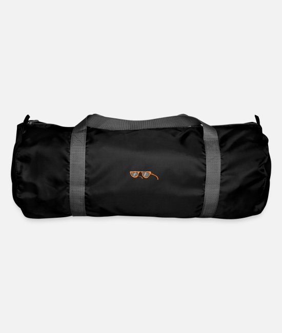 Glasses Bags & Backpacks - sunglasses - Duffle Bag black