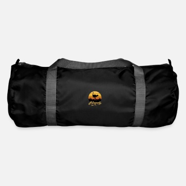 Flightless Bird Letterkenny Allegedly Ostrich Flightless Bird - Duffle Bag