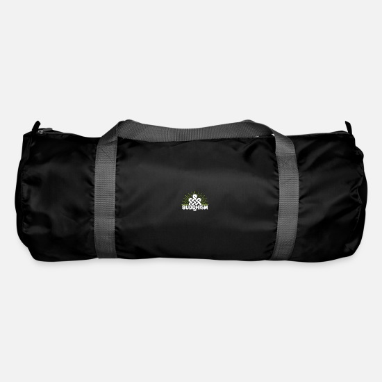 Zen Bags & Backpacks - Buddhism - Duffle Bag black