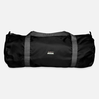 Sleeping SLEEPING SLEEP Bed - Duffle Bag