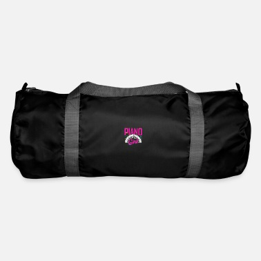 Touch Piano girl piano player - Sac de sport