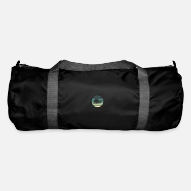 Present Retro snails - Duffle Bag
