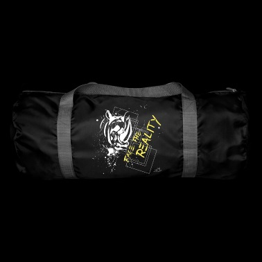Face the Reality | Rhino | bag - Duffel Bag