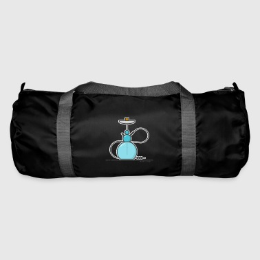 Shisha Lightblue 01 - Duffel Bag
