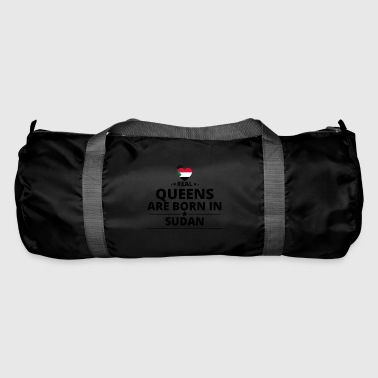 GIFT QUEENS LOVE FROM SUDAN - Duffel Bag
