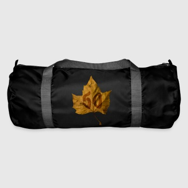50th birthday - Duffel Bag