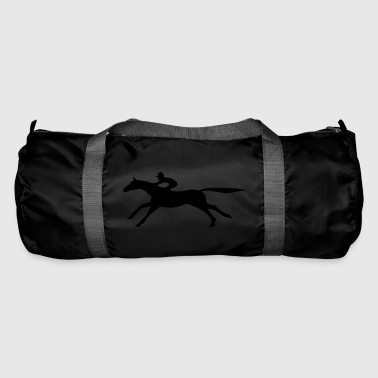 Horse Racing - Duffel Bag