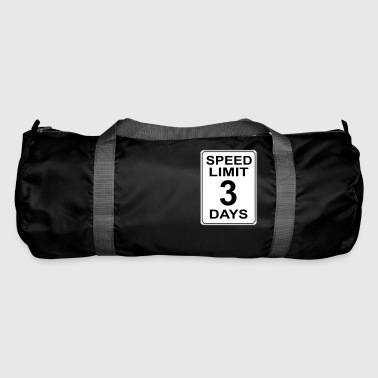 Speedlimit # 2 - Duffel Bag