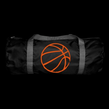 Basketball Raw Grooves - Duffel Bag