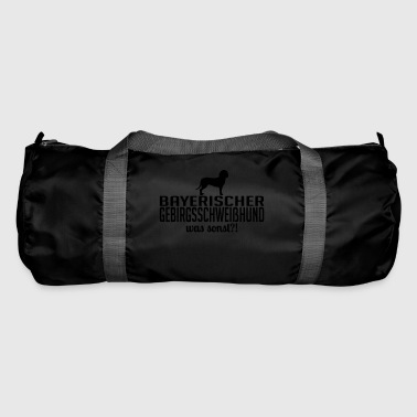 BAVARIAN MOUNTAIN WELDER WHAT else - Duffel Bag