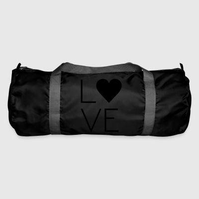 love - Duffel Bag