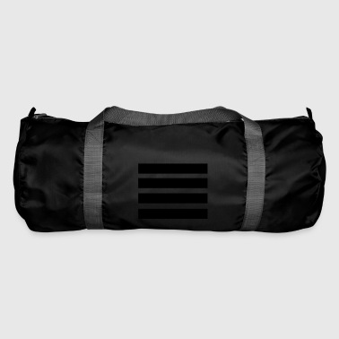 BLACK - Duffel Bag
