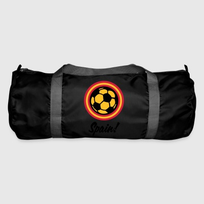 Spain Football Emblem - Duffel Bag