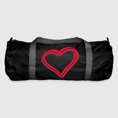 Twisted Heart - Duffel Bag