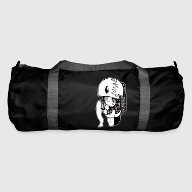 son of the moon - Duffel Bag