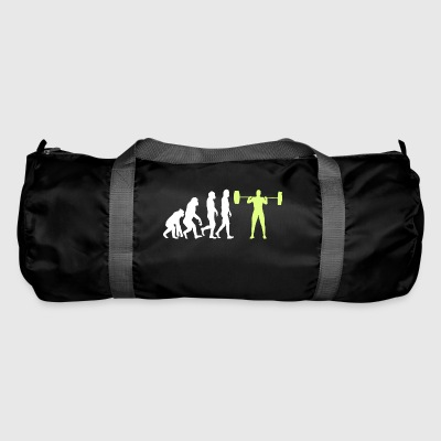 Evolution - Bodybuilder T-shirt regalo - Borsa sportiva